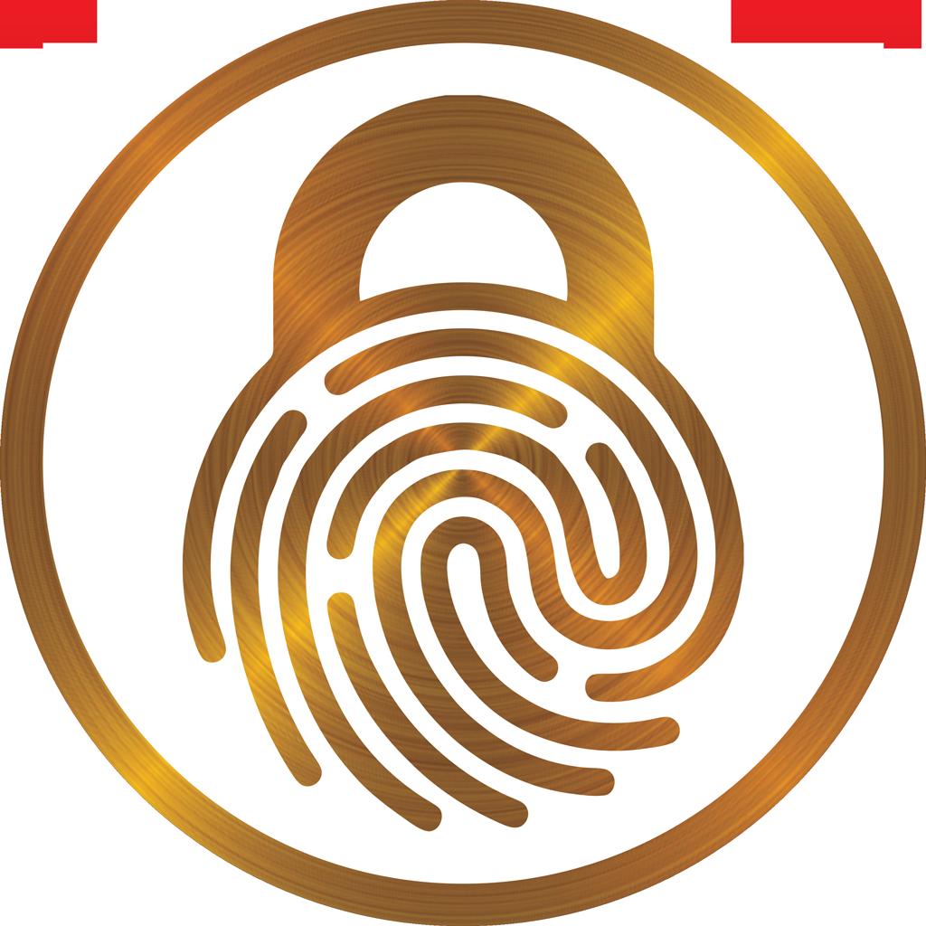 قفل لمسی (حفاظت از کلید قفل صفحه)