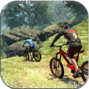 MTB DownHill: Multiplayer- بازی  دوچرخه سواری اندروید