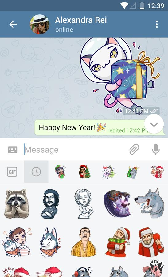 تلگرام (Telegram)
