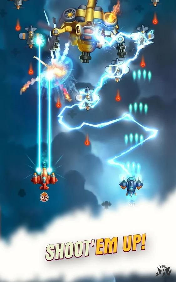HAWK – Force of an Arcade Shooter