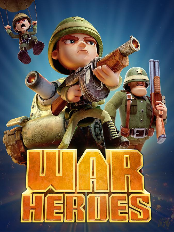 قهرمانان جنگ - War Heroes
