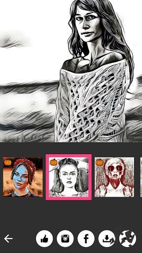 طراحی آرتیستی و کارتونی تصاویر