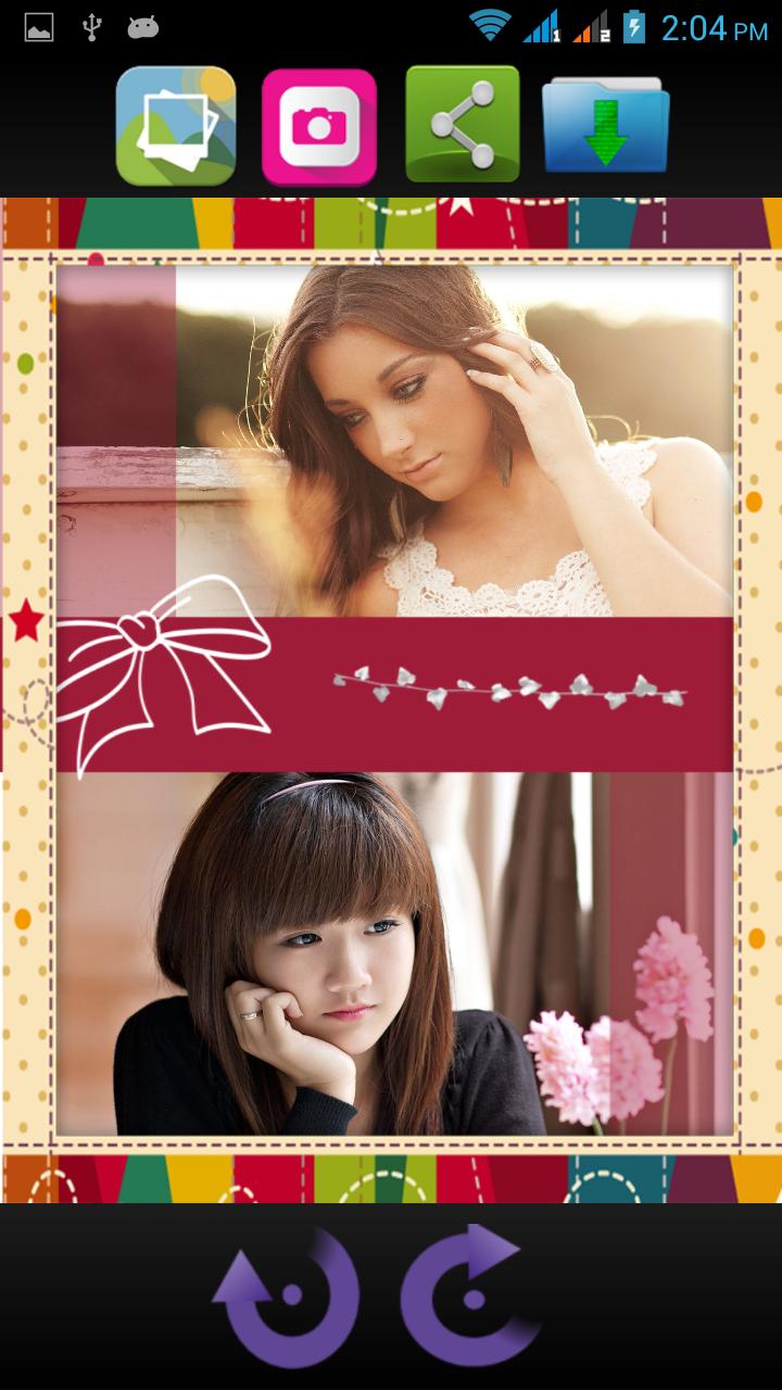 Photo Collage(کلاژ عکس)
